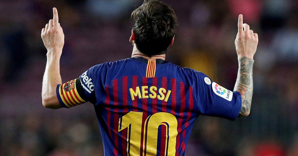 El valor real de la declaración de independencia de Lionel Messi