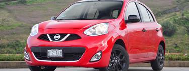 Nissan March Duo, prueba.  Una ciudad a la medida del cliente mexicano