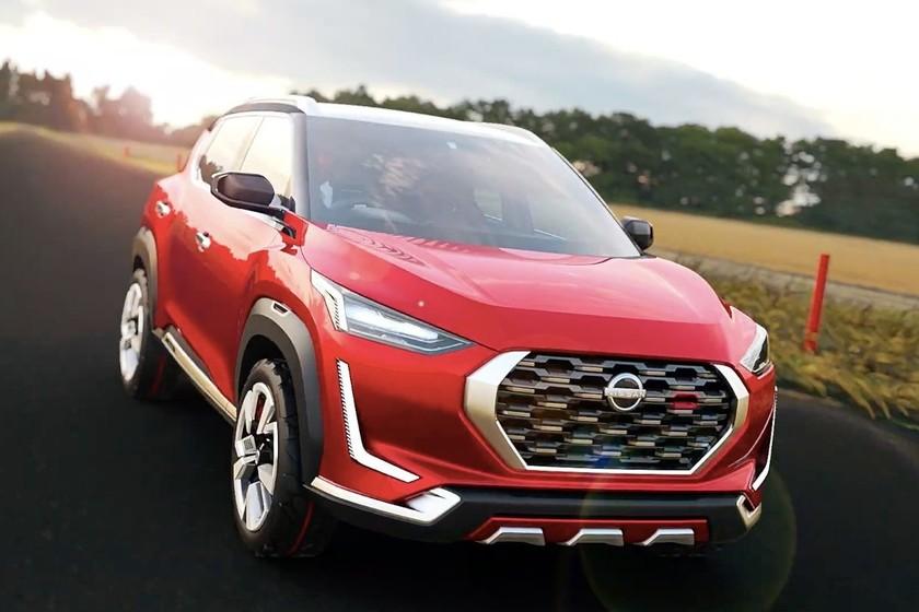 Nissan Magnite reemplazará en marzo en Brasil