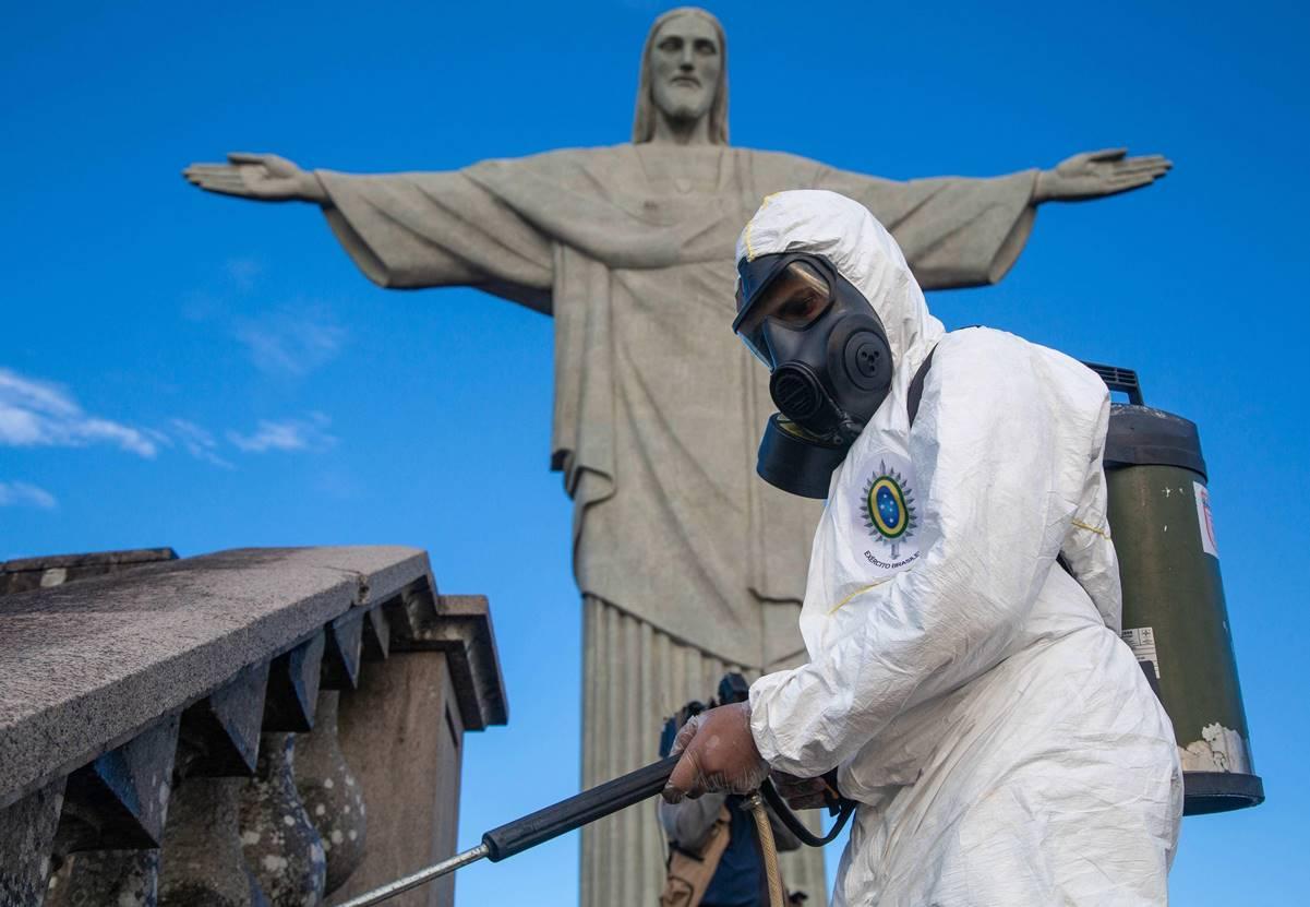 América Latina supera los 6 millones de contagios de Covid-19
