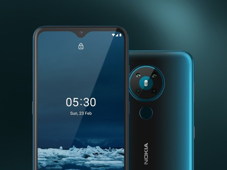 Nokia 5 3 México Precio Att: