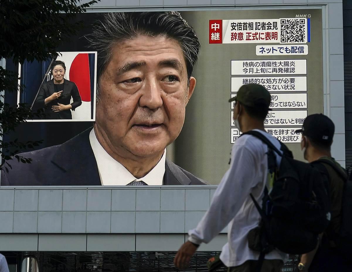 Anuncia Shinzo Abe su renuncia y cierra el mandato más prolongado en Japón