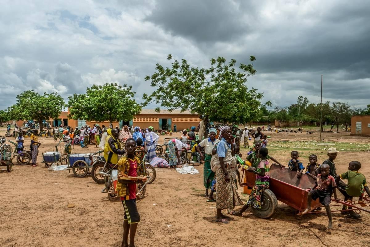 Burkina Faso - Francia advierte a sus ciudadanos que no viajen a todas las zonas fronterizas de Burkina Faso