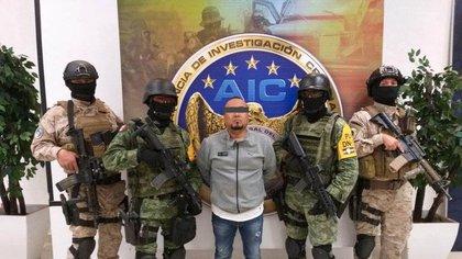 Capo fue arrestado durante una operación en el estado central de Guanajuato, que incluía dos edificios en el pequeño ayuntamiento de Santa Cruz de Juventino Rosas (foto: Europa Press)