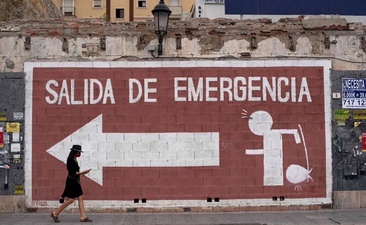 Mural en Malaga