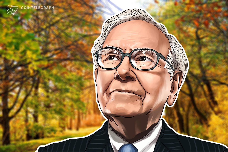 """El índice """"Warren Buffett"""" prevé una caída de las acciones.  ¿Cómo reaccionará Bitcoin?"""