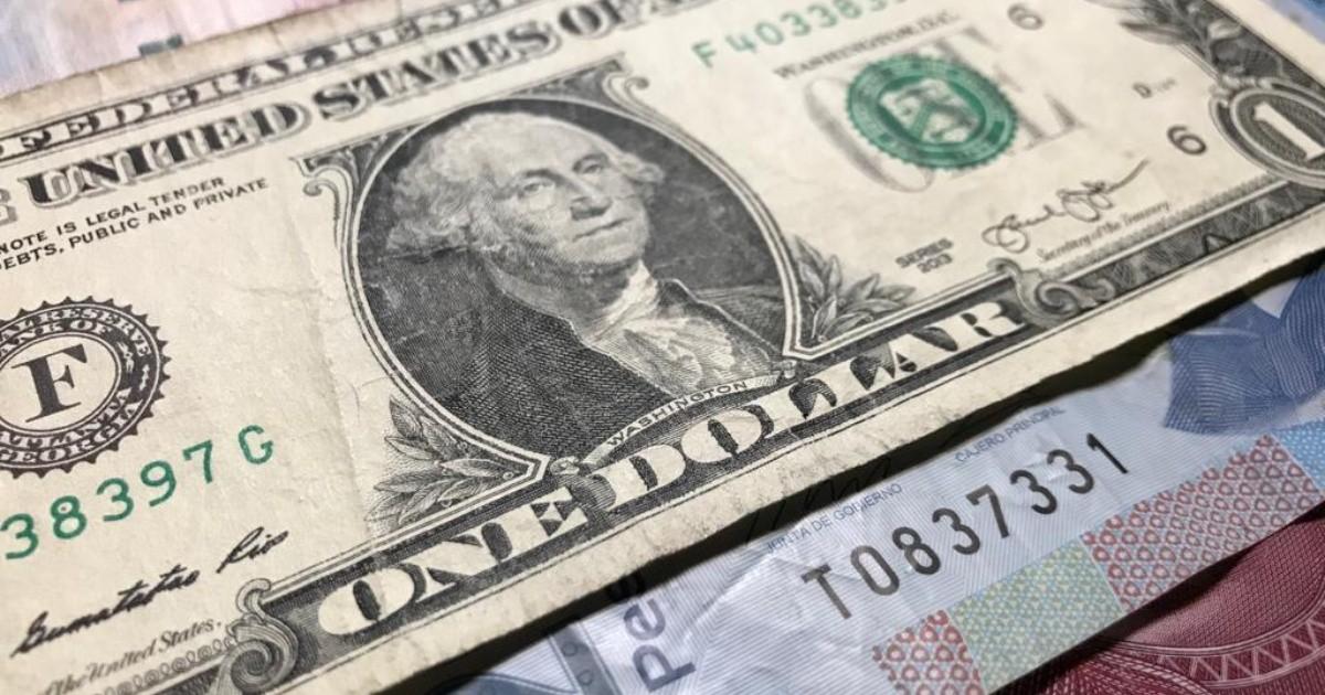 El precio del dólar hoy, lunes 10 de agosto de 2020.  A tipo de cambio cerrado