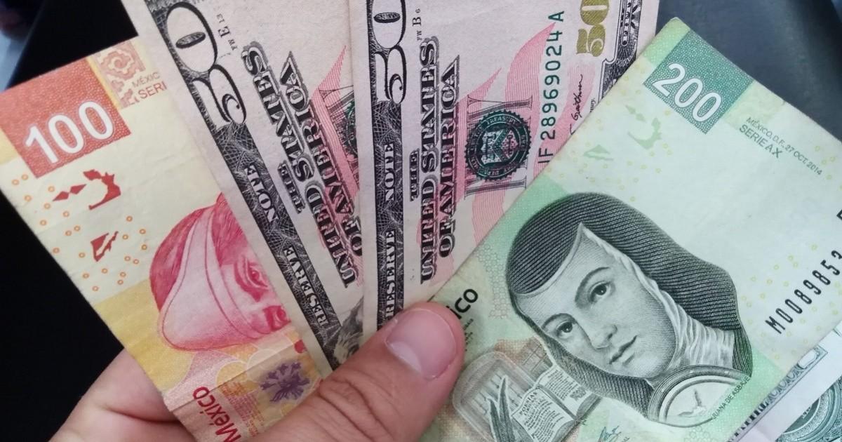 El precio del dólar hoy, martes 25 de agosto, el tipo de cambio