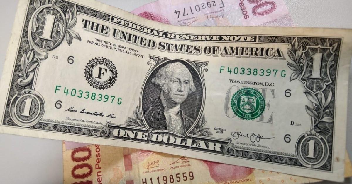El precio del dólar hoy, viernes 7 de agosto de 2020, al tipo de cambio
