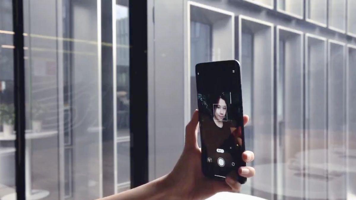 El teléfono Xiaomi con cámara invisible para selfies se lanzará a principios de 2021