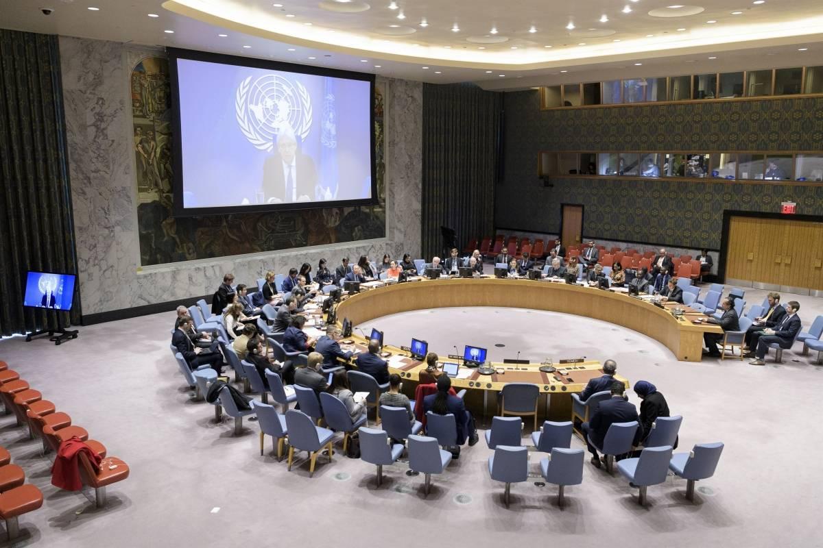 Irán: Estados Unidos notifica formalmente a la ONU sobre la solicitud de extensión del embargo de armas a Irán