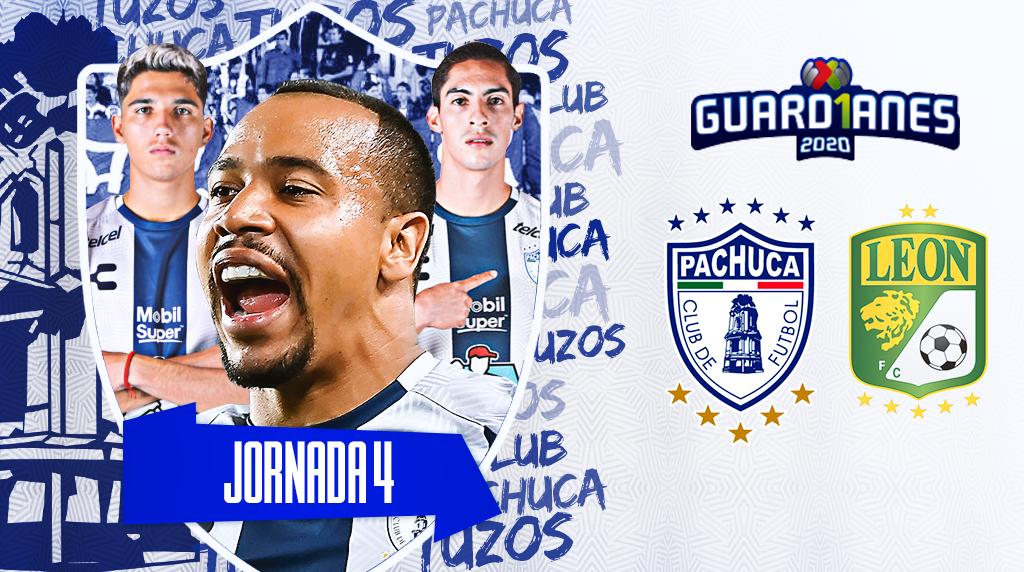 Juegos de hoy.  Pachuca vs Len directo և directo.  4to día de retransmisiones online de League MX