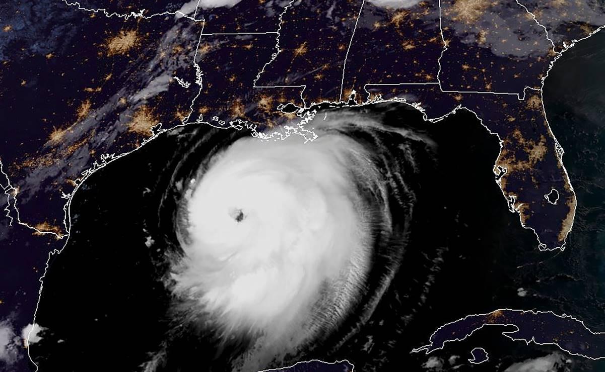 """""""Laura"""" se convierte en una tormenta de tercer grado"""