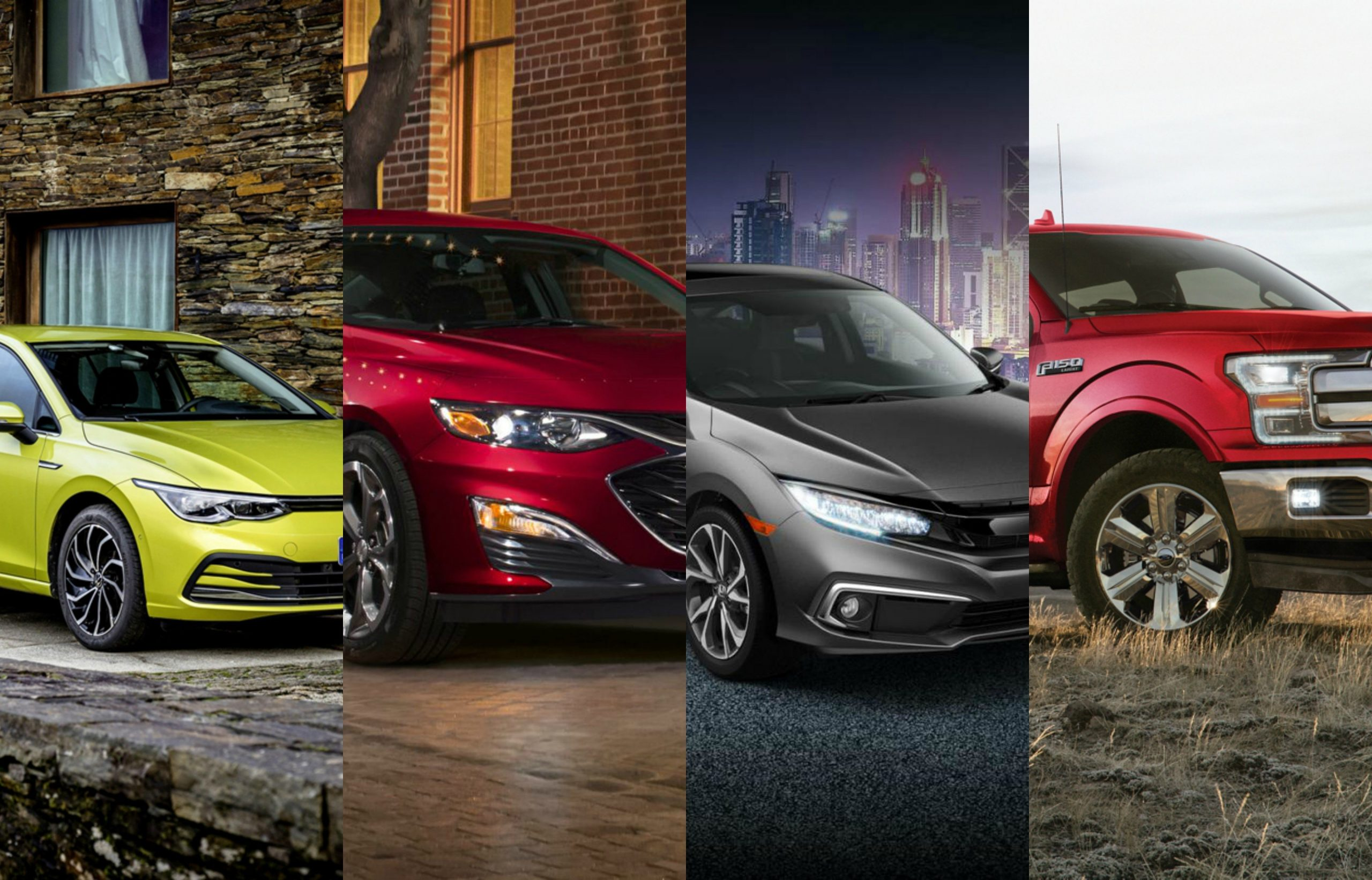 Los autos más vendidos de la historia