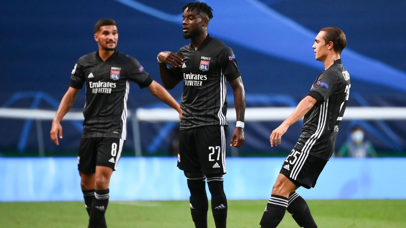 Manchester City vs.Lyon - Informe del juego - 15 de agosto de 2020