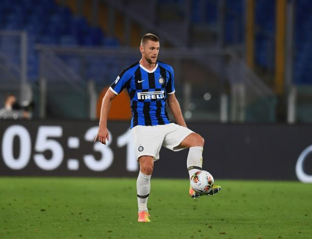Milan Scrinjar tiene unas horas en el Inter