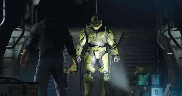 REPORTE :.  El viejo conocido vendrá al rescate de Halo Infinite