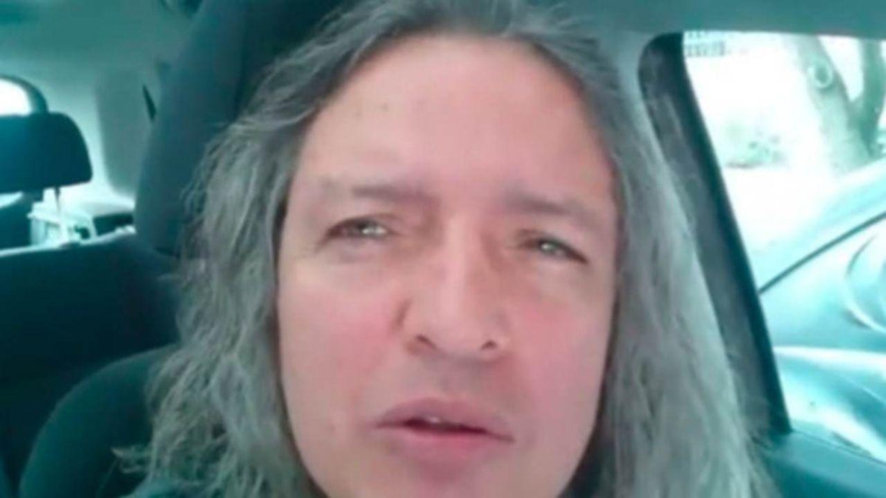 Rafael Rojas.  Del elenco de novelas և GALN en INDIGENTE de la Ciudad de México.