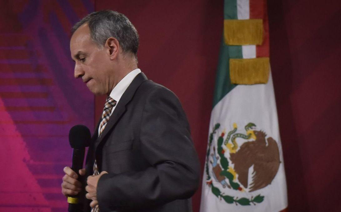 Se retira la renuncia de López-Gatel