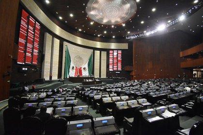 La Cámara de Diputados quedará completamente restaurada, y Morena invertirá su mayoría en 2021.  (Foto: Cámara de Diputados / Quartoscuro)