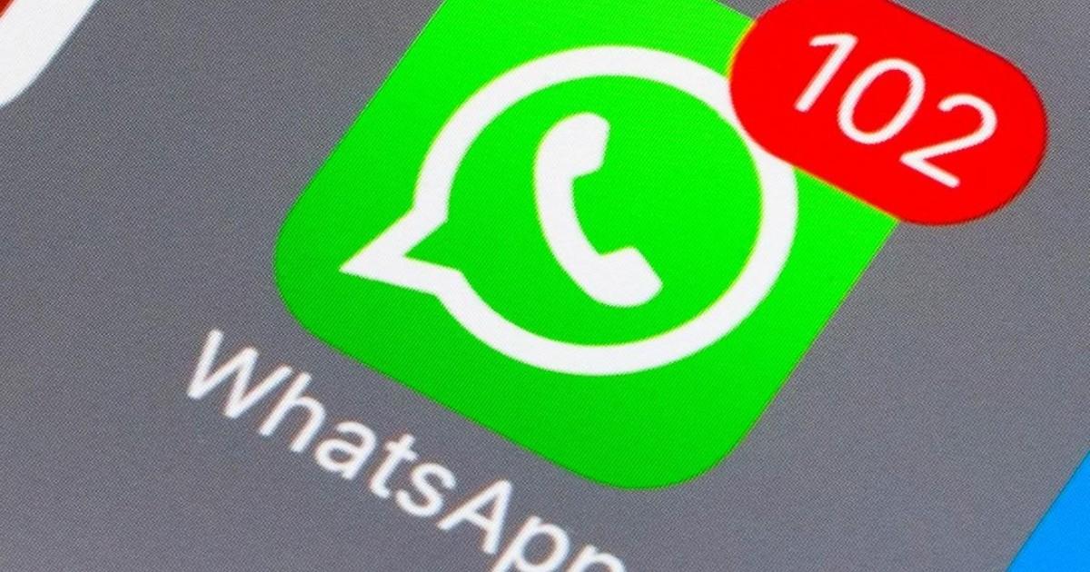 Sin internet.  Ahora puede enviar mensajes a través de WhatsApp