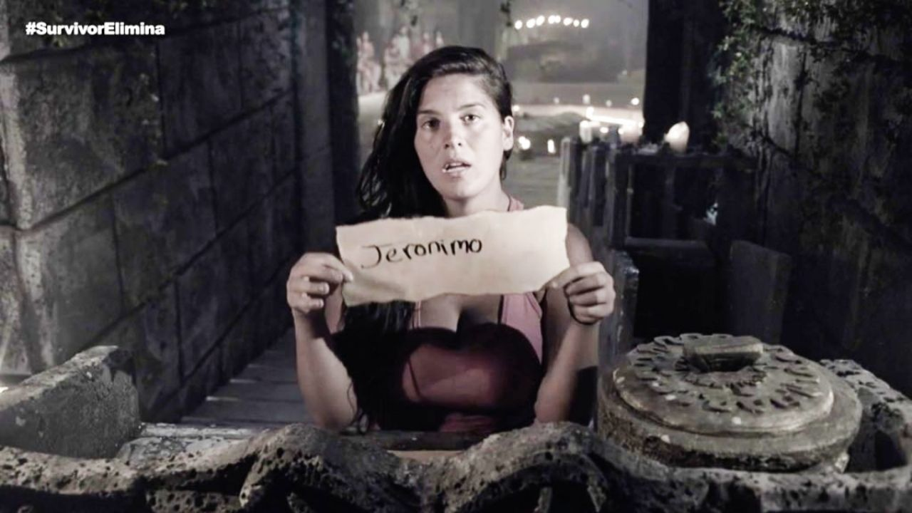 Sobreviviente de México.  Piden a las redes que dejen a Curvy Zelma traicionando a Yernimo