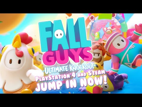 Fall Guys: lanza el tráiler