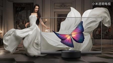 Mi Tv Lux Oled Transparent Edition México 2: