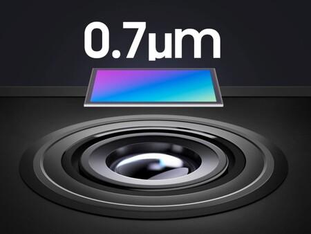 Nuevos sensores Isocell de Samsung 0 7 micrones 32 64 48108