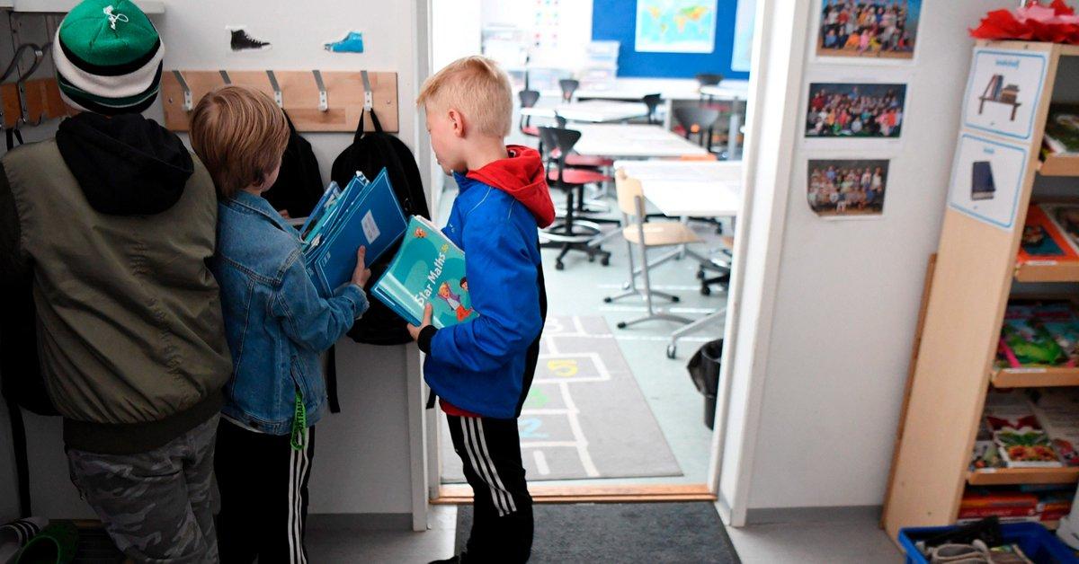 Un país europeo que ha vuelto al colegio casi a la normalidad sin mascarilla