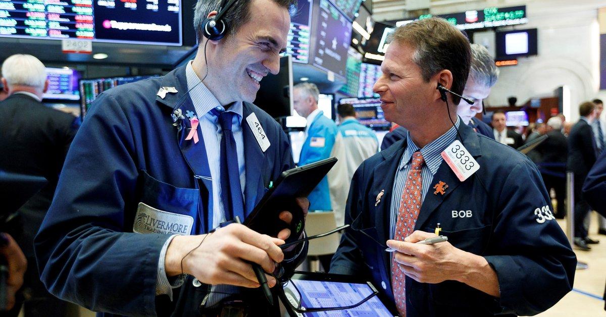 Wall Street cerró su mejor agosto desde 1984 con el crecimiento de las empresas de tecnología
