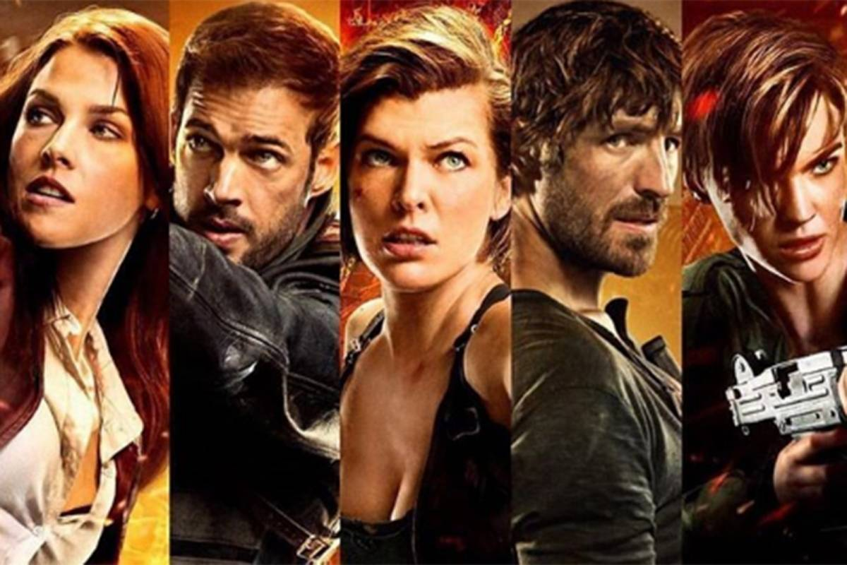 Serie de Netflix Resident Evil. Aquí está la secuencia de películas en esta historia que se transmitirá
