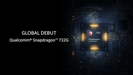 Poco X 3 Snapdragon de potencia oficial de Nfc 732g