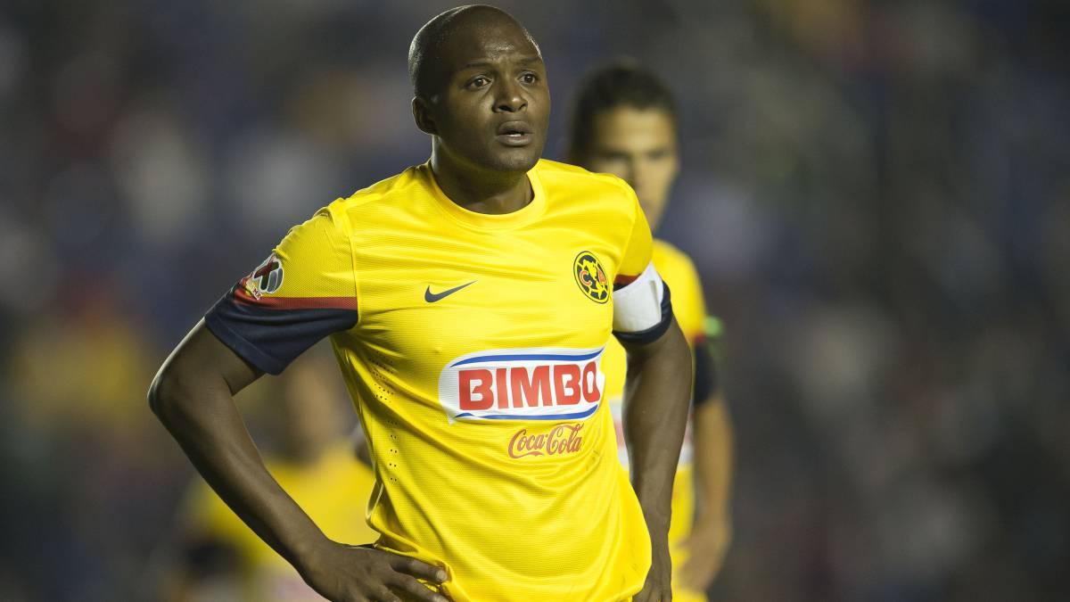 Aquivaldo Mosquera aspira a liderar el Club América