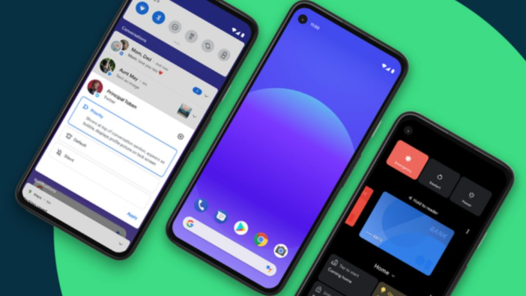 Nueva actualización de Android 11