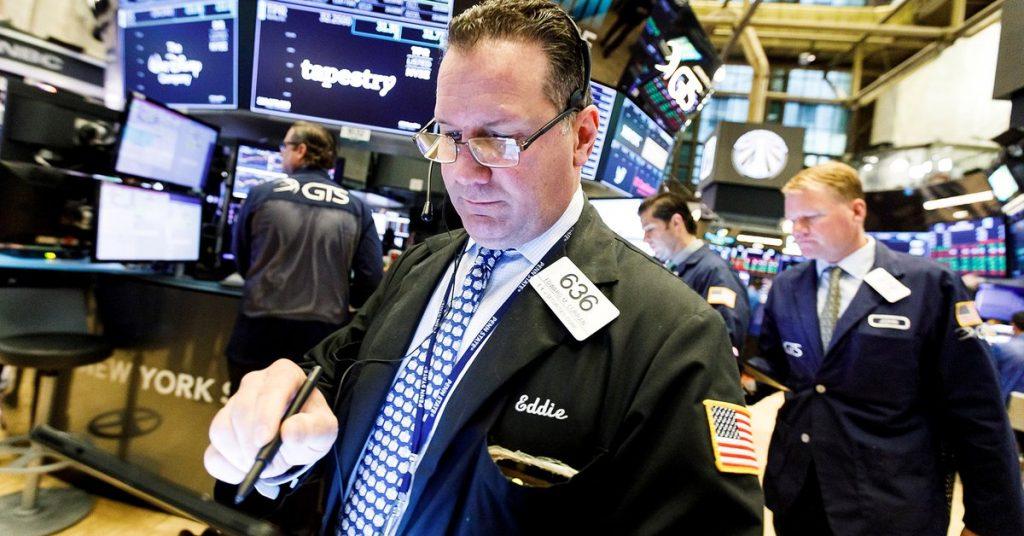 Wall Street se recuperó tras tres días de pérdidas por parte de empresas tecnológicas
