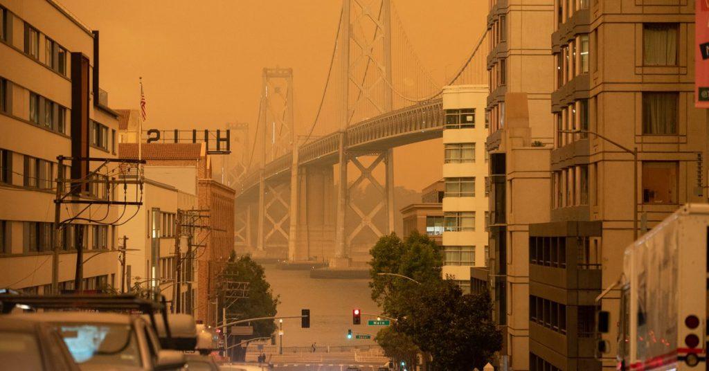 Incendios en Estados Unidos. Los expertos predicen peores desastres climáticos en el futuro