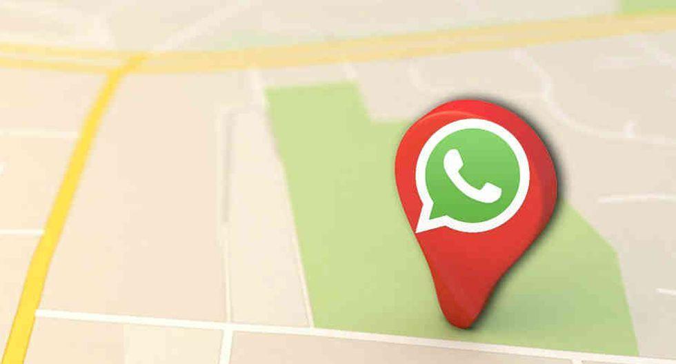 Tecnología. WhatsApp |: Cómo saber dónde está el contacto, quién está hablando contigo. |: Ratón: