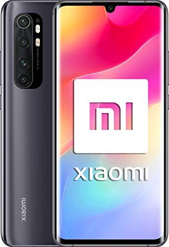 """Xiaomi Mi Note 10 Lite, panel FHD + 6.47:"""", 6 GB + 128 GB, cámara de 64 MP, Snapdragon 730G, Dual 4G, 5260mAh 30W de carga rápida, Android 10, SS, versión en español"""