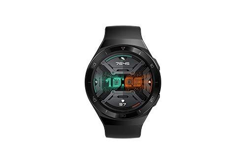 Huawei Watch GT 2e Sport - Smartwatch AMOLED con pantalla de 1,39 pulgadas, 2 semanas de batería, GPS, gráfico de colores (grafito) 46 mm (55025281)