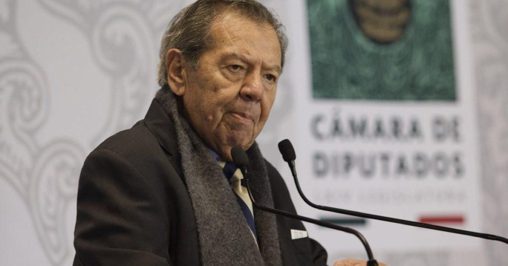 Porfirio Muñoz Ledo insta a tribunal electoral a investigar soborno multimillonario de Morena