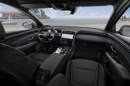 Hyundai Tucson 2022 México 11: