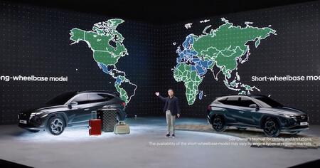 Hyundai Tucson México 2022: