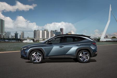 Hyundai Tucson 2022 México 04: