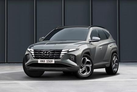 Hyundai Tucson 2022 México: