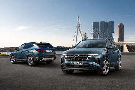 Hyundai Tucson 2022 México 09: