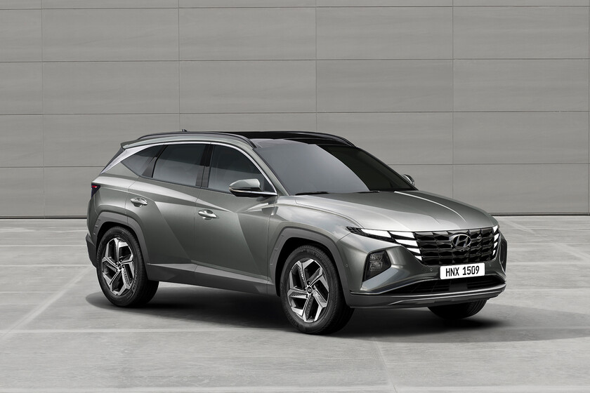 Hyundai Tucson 2022. Características, Fotos և Información: