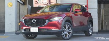 Mazda CX-30, para pruebas. Un SUV que va directo al cuadro de honor