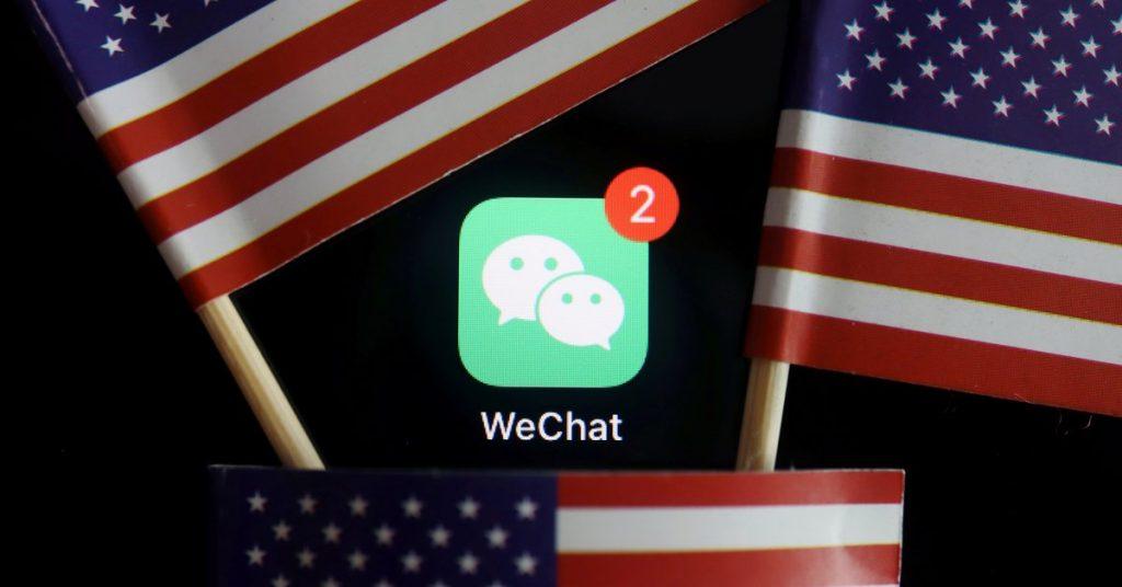 La justicia de Estados Unidos bloquea la orden de la administración Trump contra WeChat