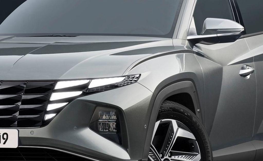 Hyundai Tucson fue actualizado, su diseño encendió la controversia. Ir o no ir.